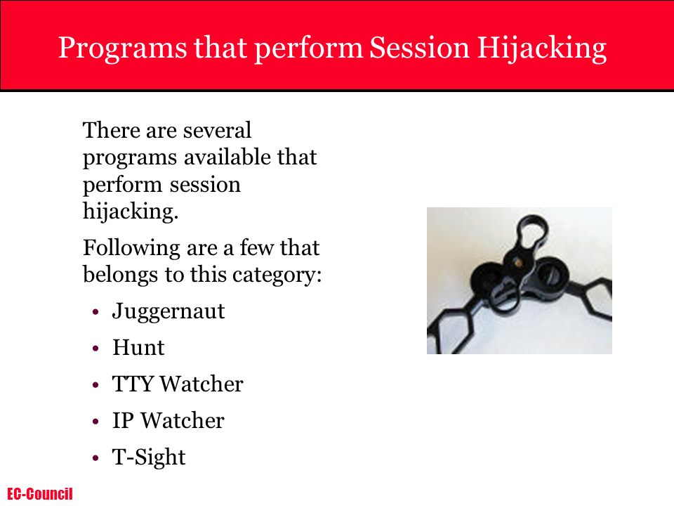 Programs that perform Session Hijacking