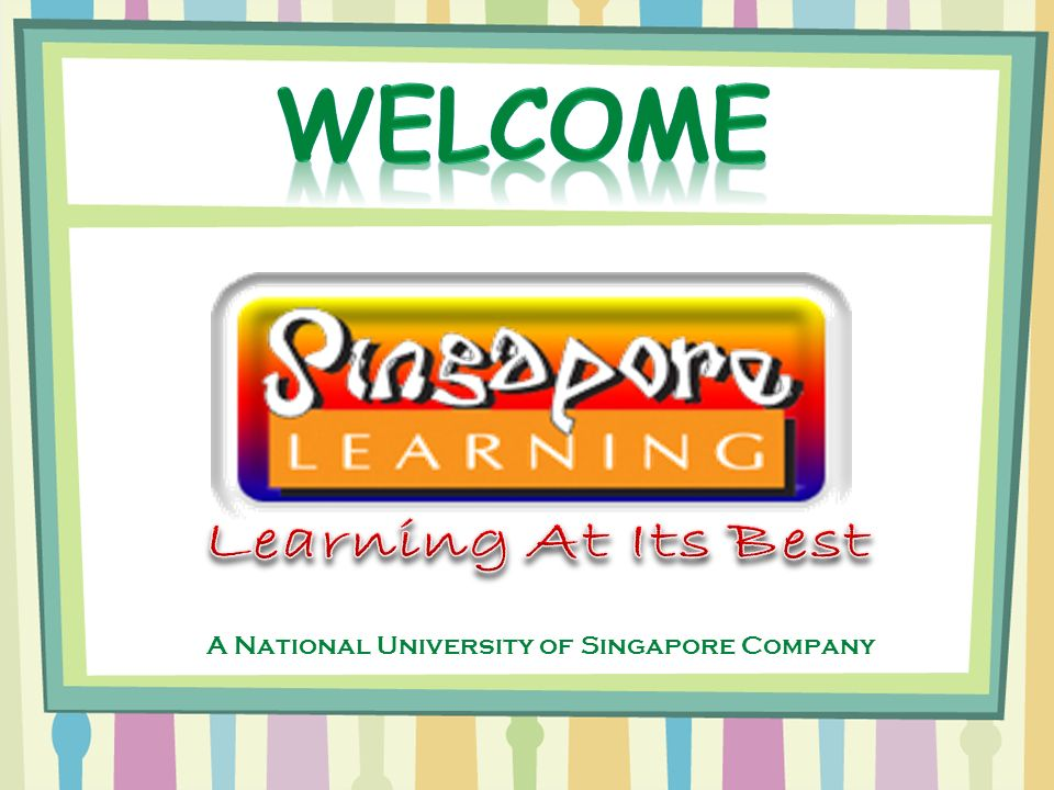 A National University of Singapore Company