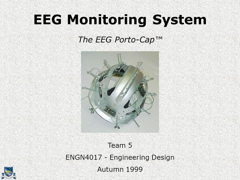 ENGN4017 - Engineering Design