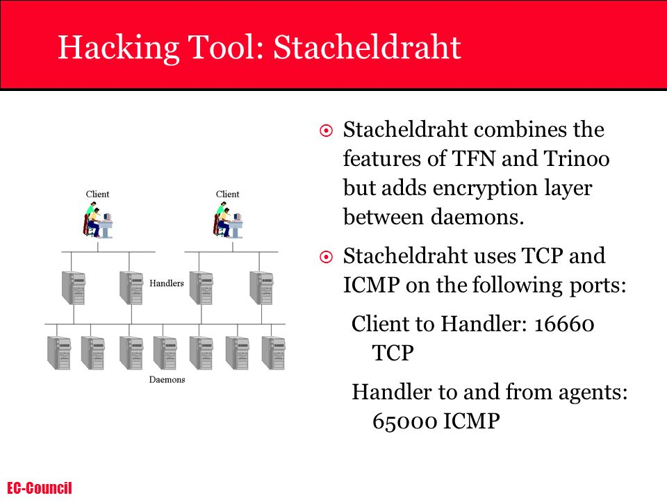 Hacking Tool: Stacheldraht