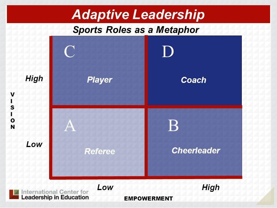 Sports Roles as a Metaphor