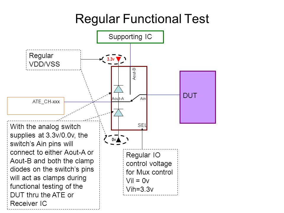 Regular Functional Test