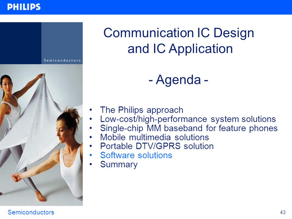 Communication IC Design