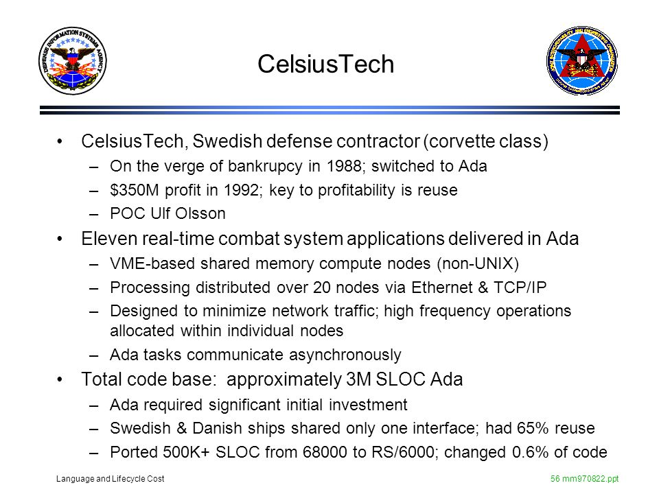 CelsiusTech CelsiusTech, Swedish defense contractor (corvette class)