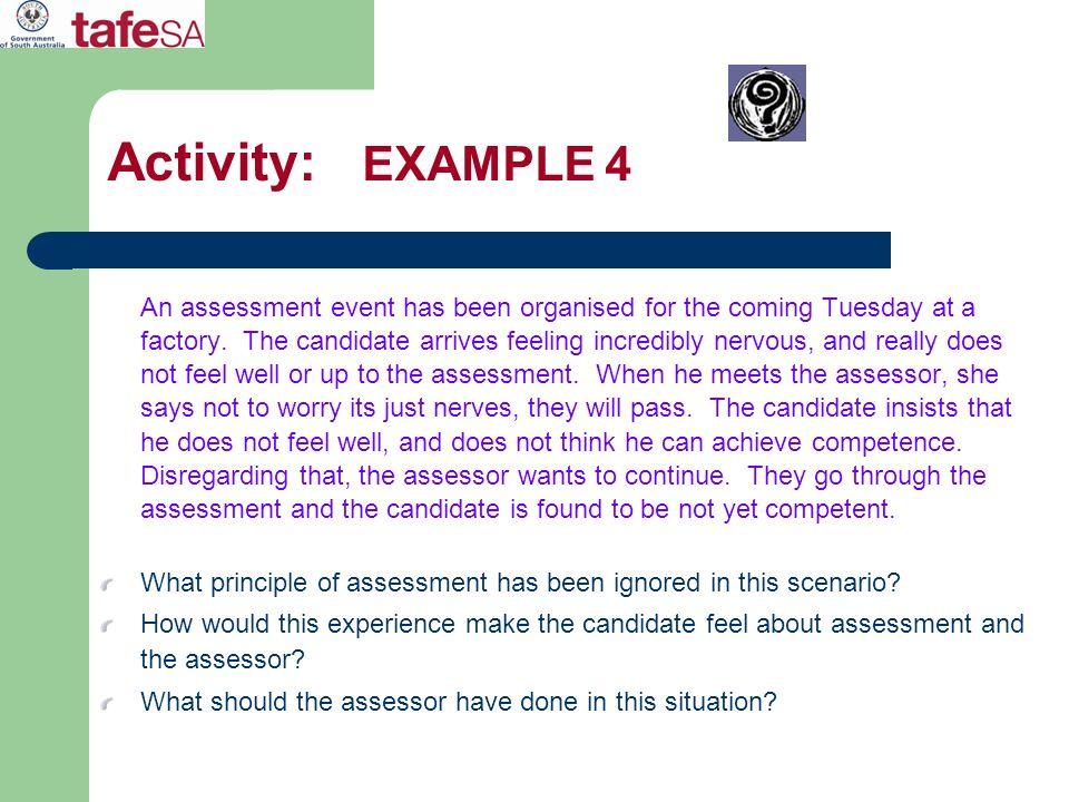 Activity: EXAMPLE 4