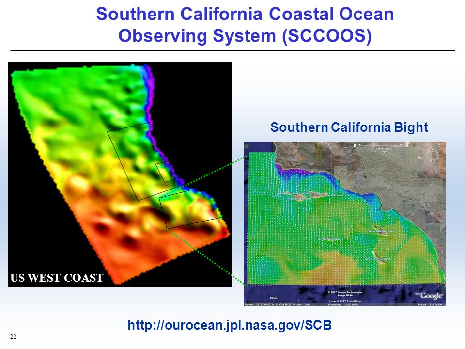 Southern California Coastal Ocean Observing System (SCCOOS)