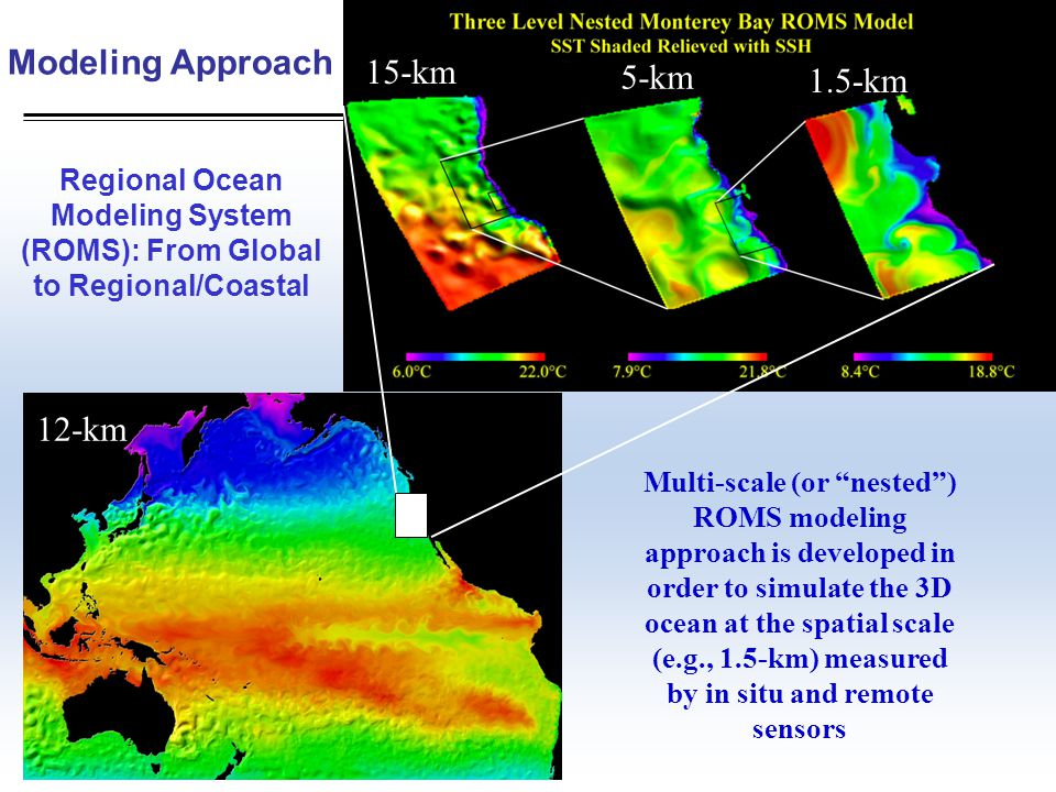 Regional Ocean Modeling System (ROMS): From Global to Regional/Coastal