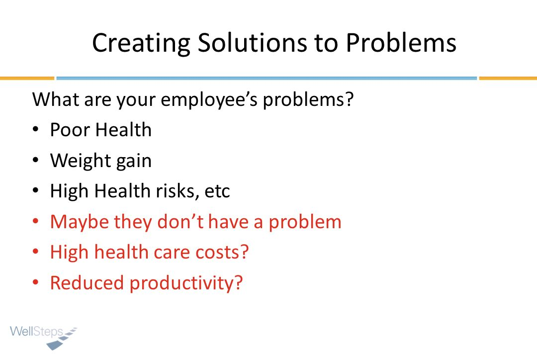 Creating Solutions to Problems