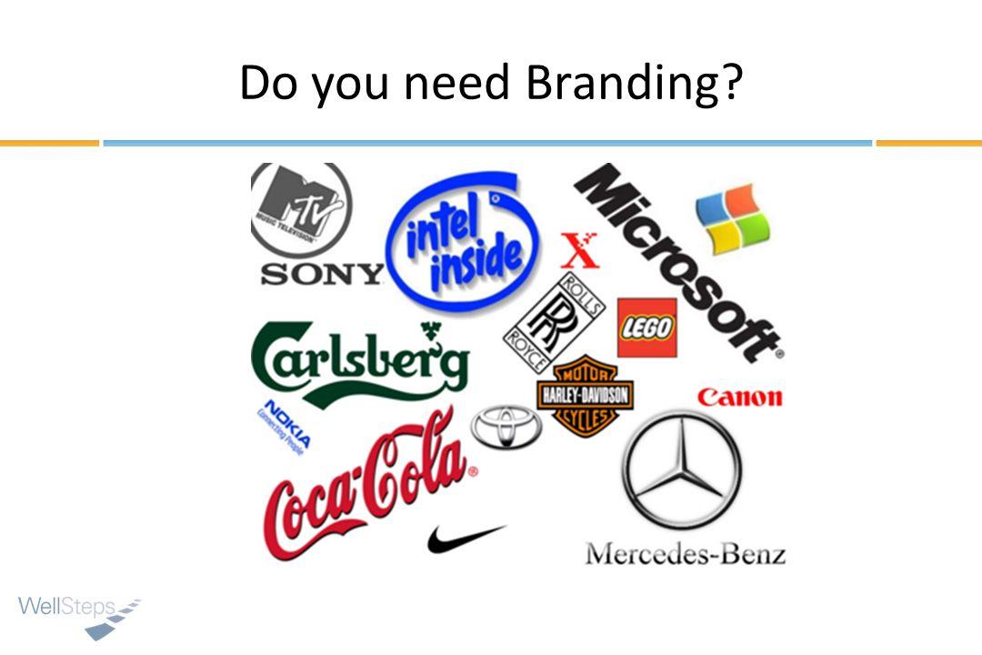 Do you need Branding
