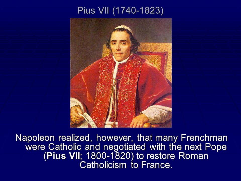 Pius VII (1740-1823)