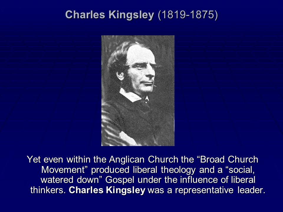 Charles Kingsley (1819-1875)