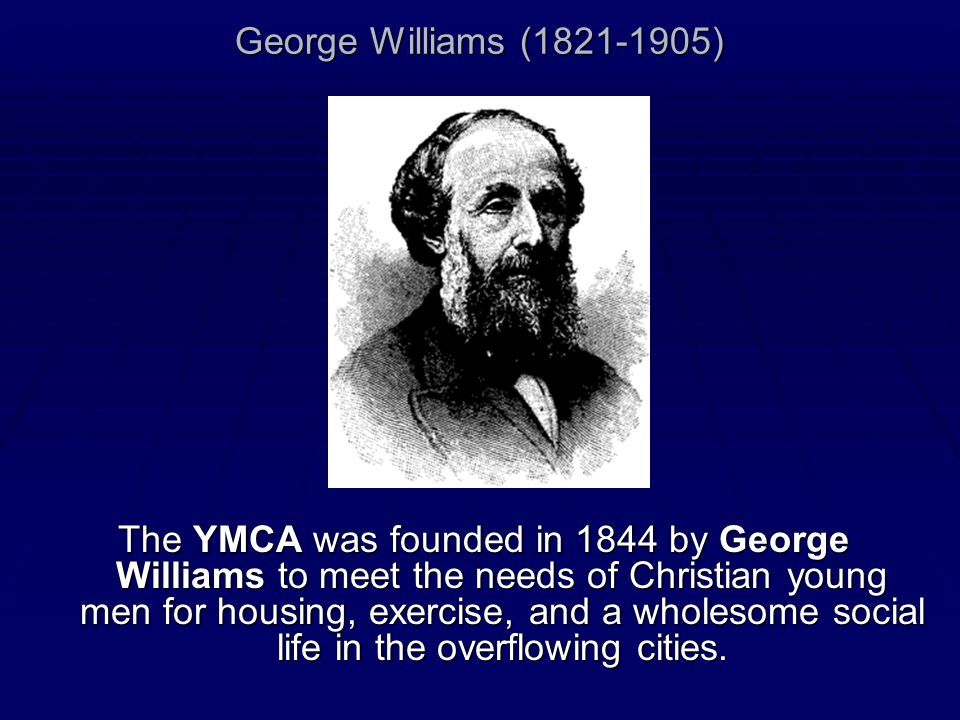 George Williams (1821-1905)