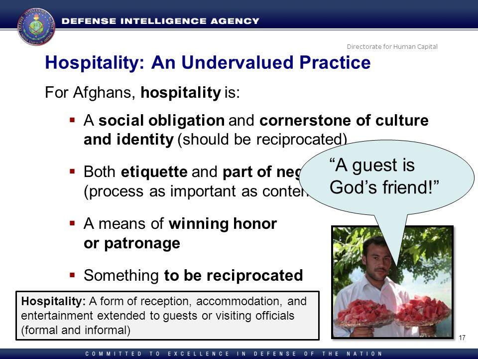 Hospitality: An Undervalued Practice