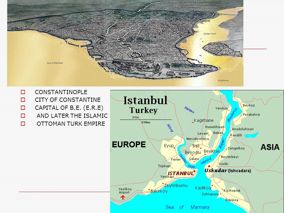 CONSTANTINOPLE CONSTANTINOPLE CITY OF CONSTANTINE