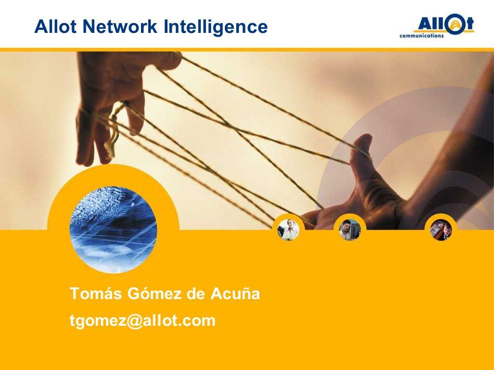 Allot Network Intelligence