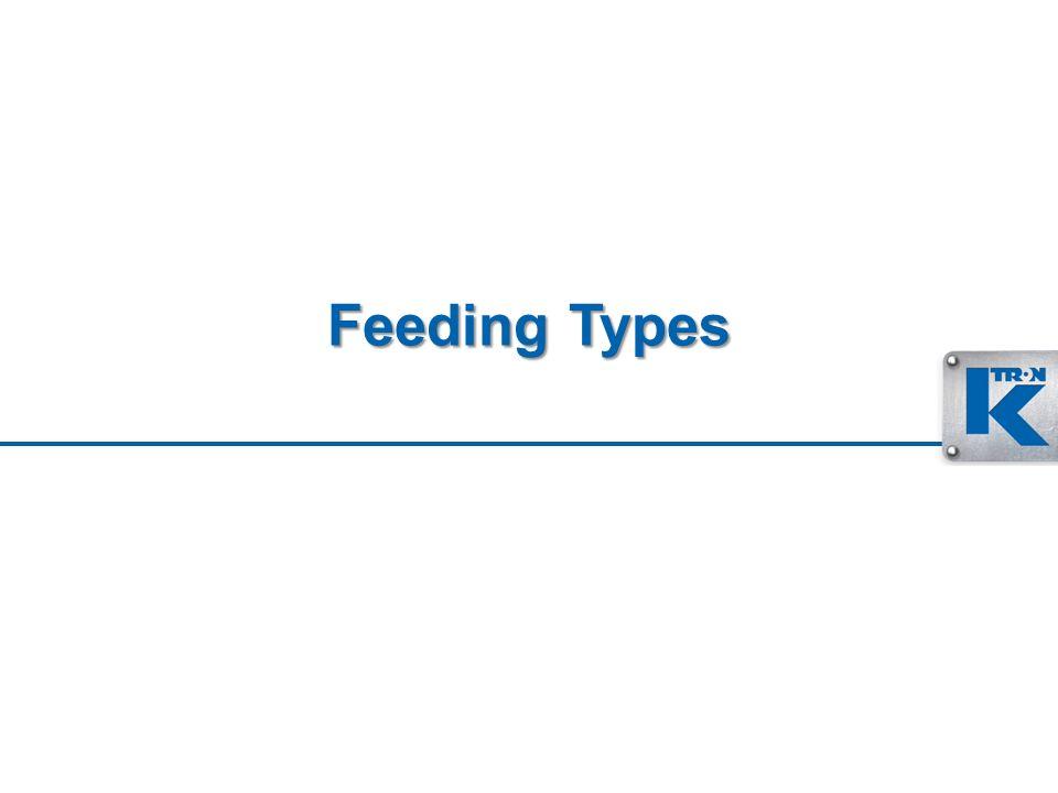 Feeding Types
