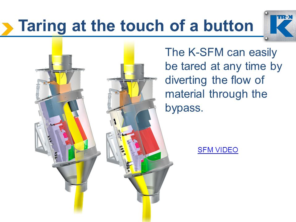 Taring at the touch of a button
