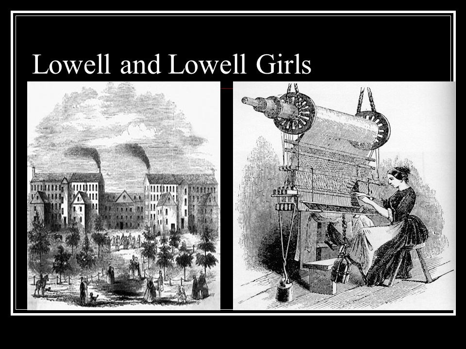 Lowell and Lowell Girls