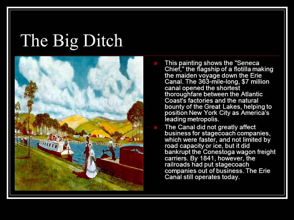 The Big Ditch