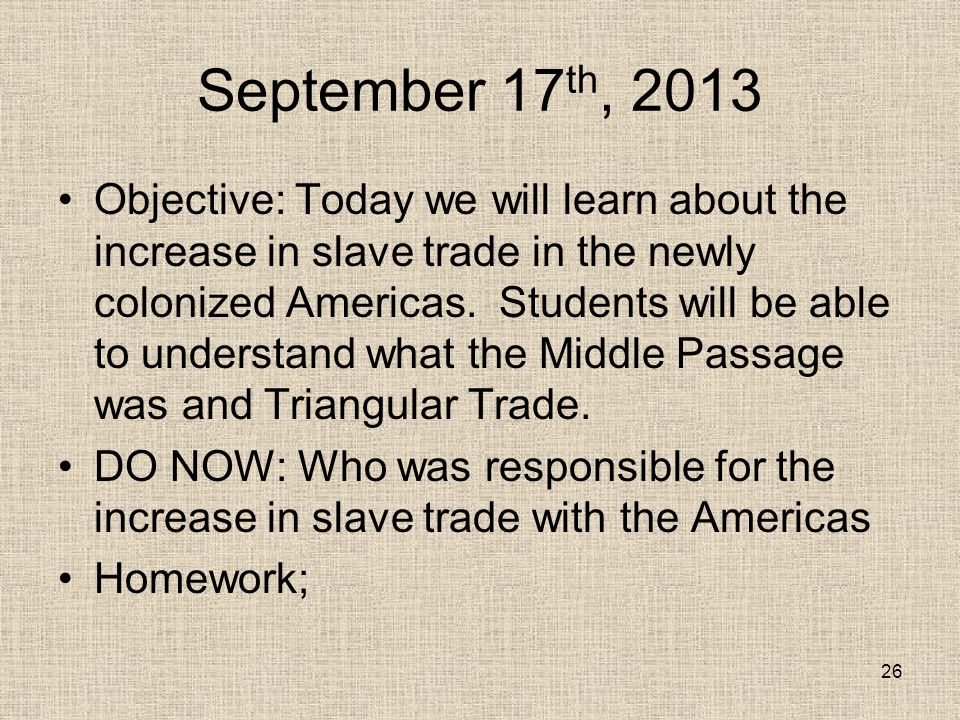 September 17th, 2013