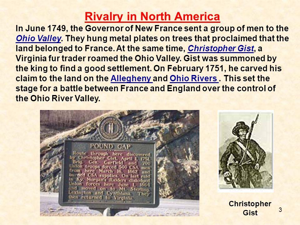 Rivalry in North America