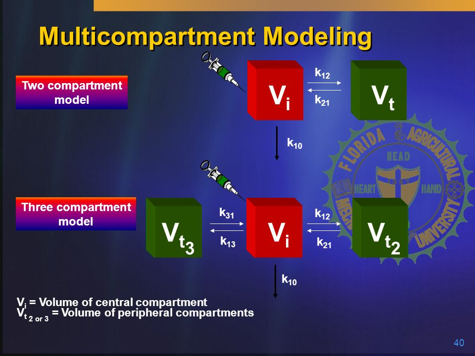 Multicompartment Modeling