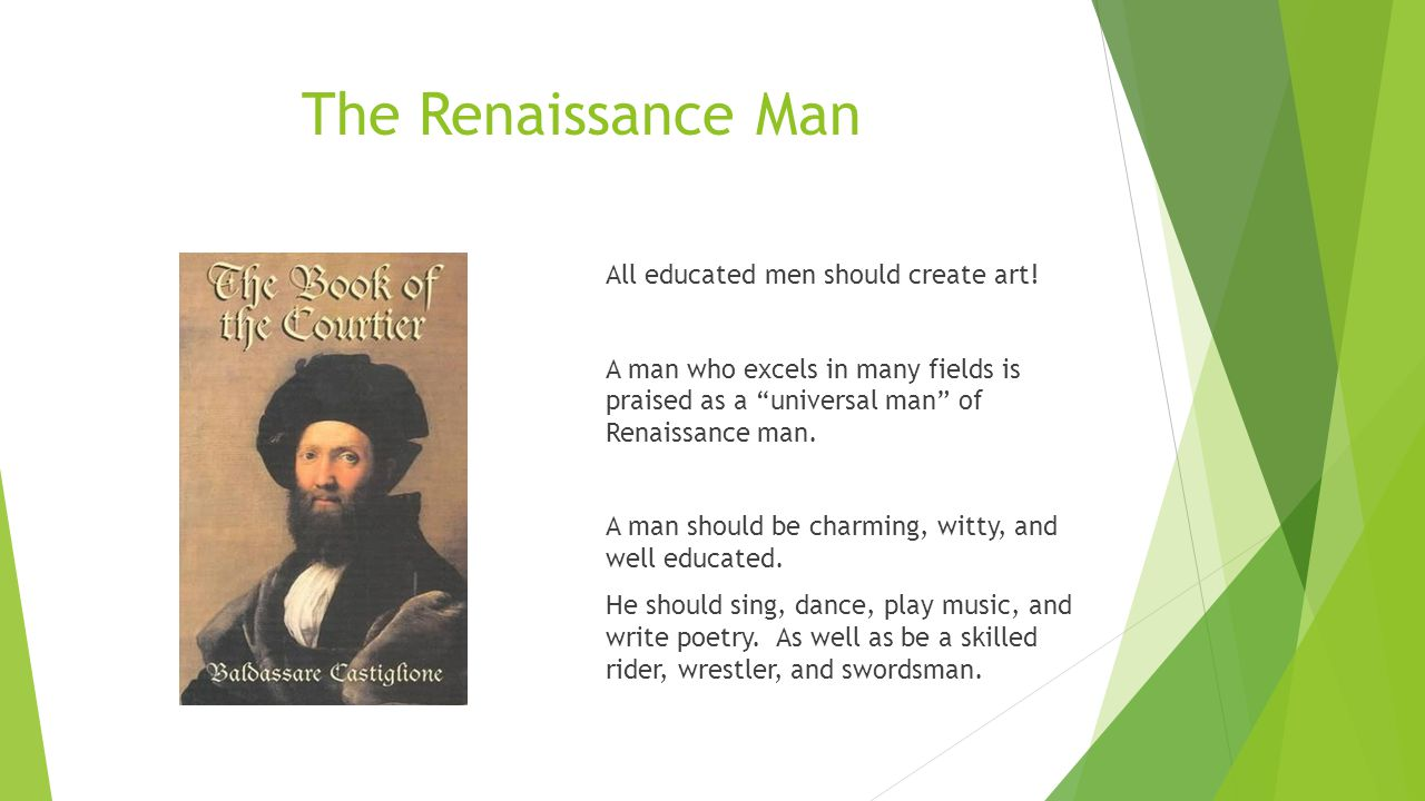 The Renaissance Man