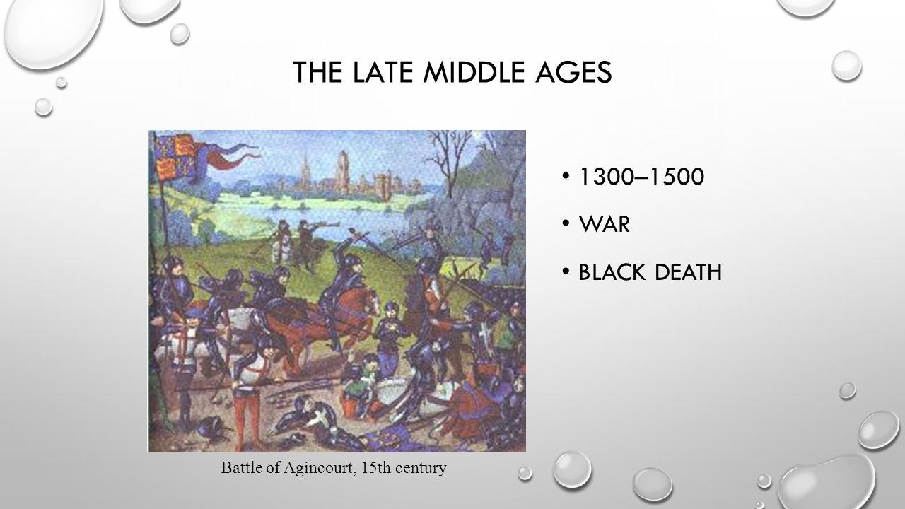 Battle of Agincourt, 15th century