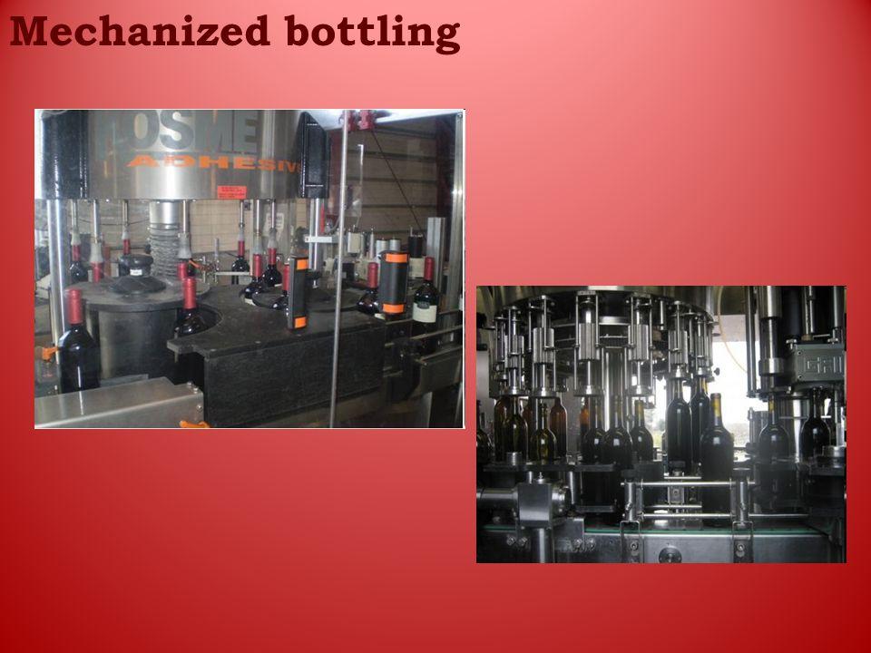 Mechanized bottling