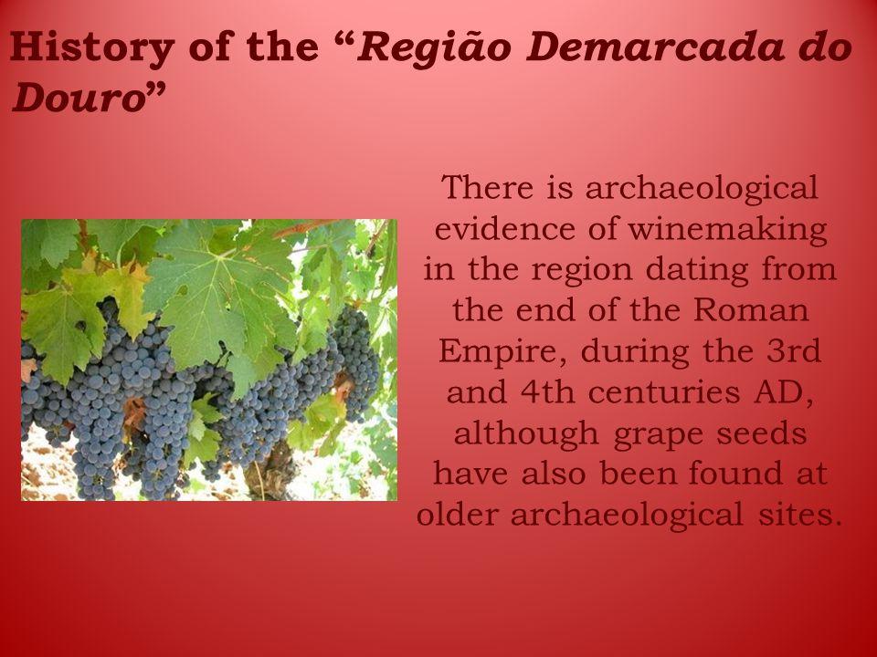 History of the Região Demarcada do Douro