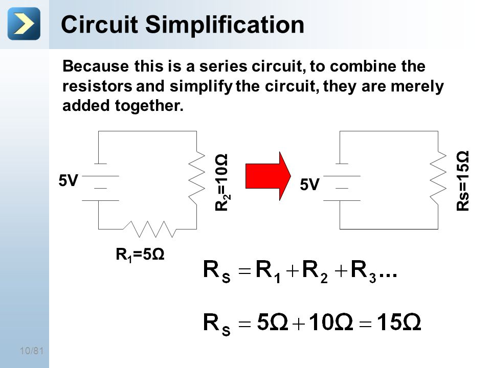 Circuit Simplification