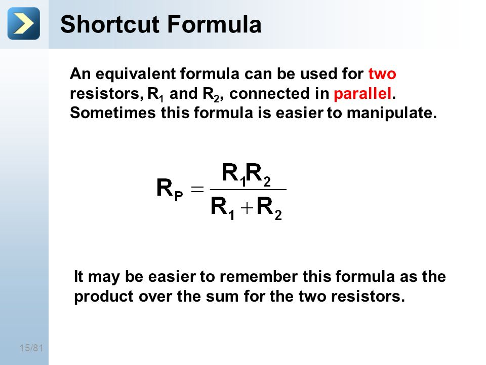 25-Mar-17 Shortcut Formula. [Title of the course]