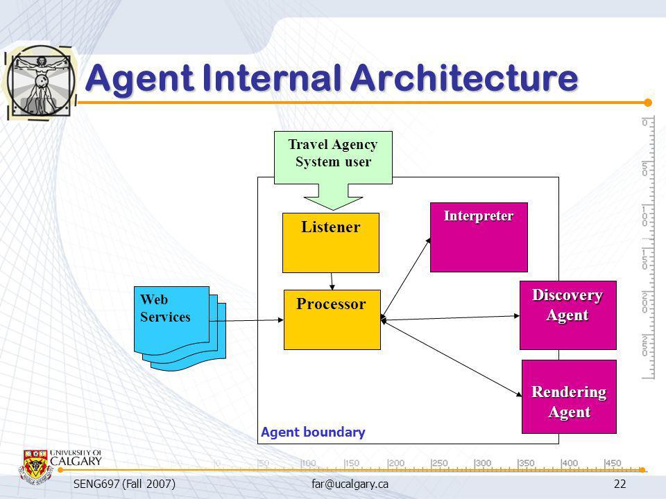 Agent Internal Architecture