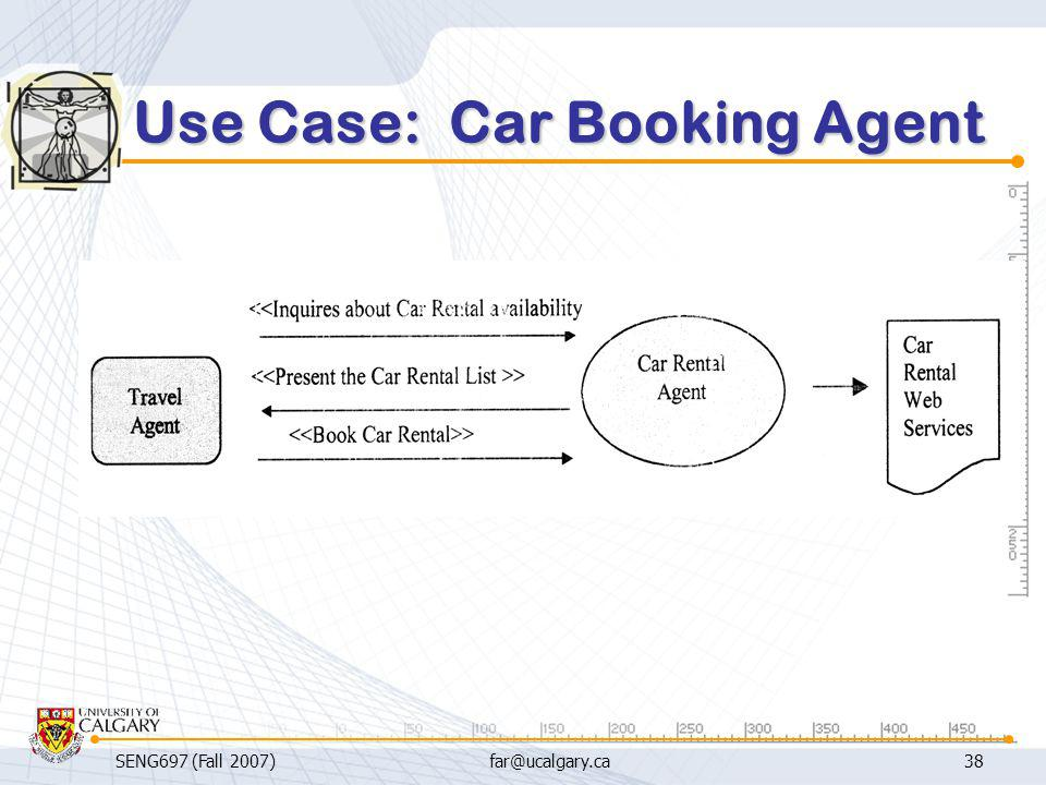 Use Case: Car Booking Agent