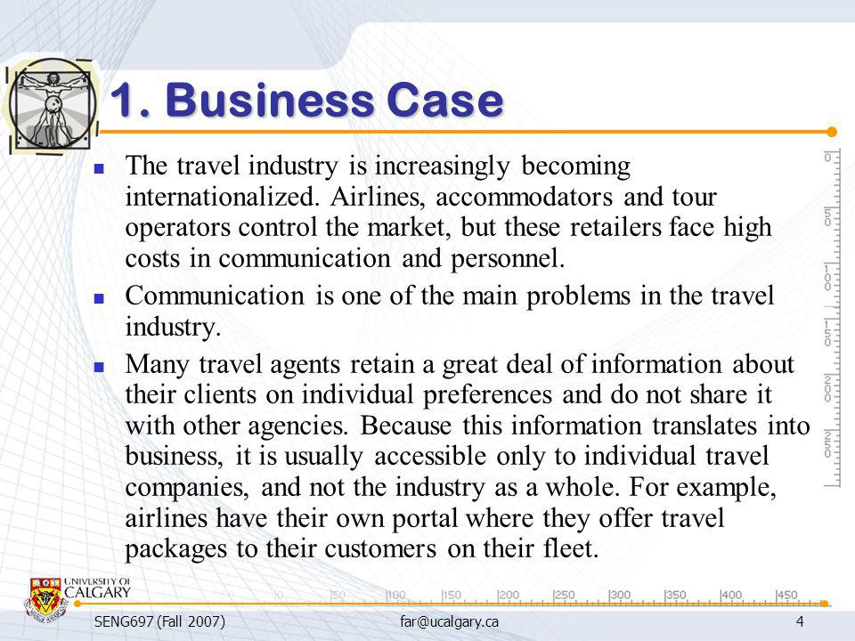 1. Business Case