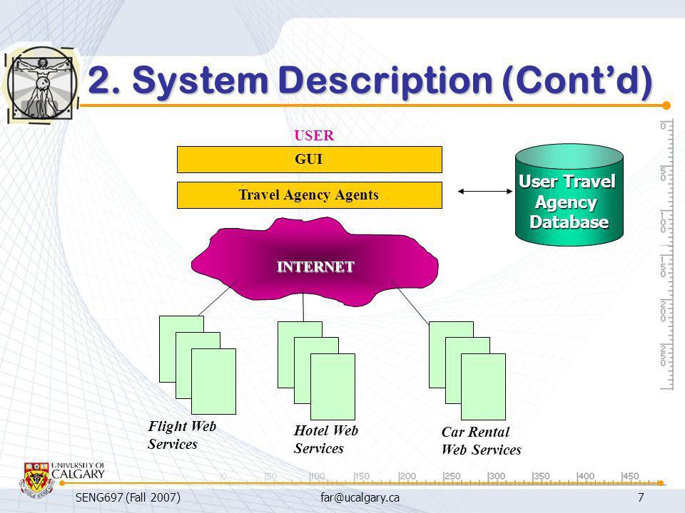 2. System Description (Cont'd)