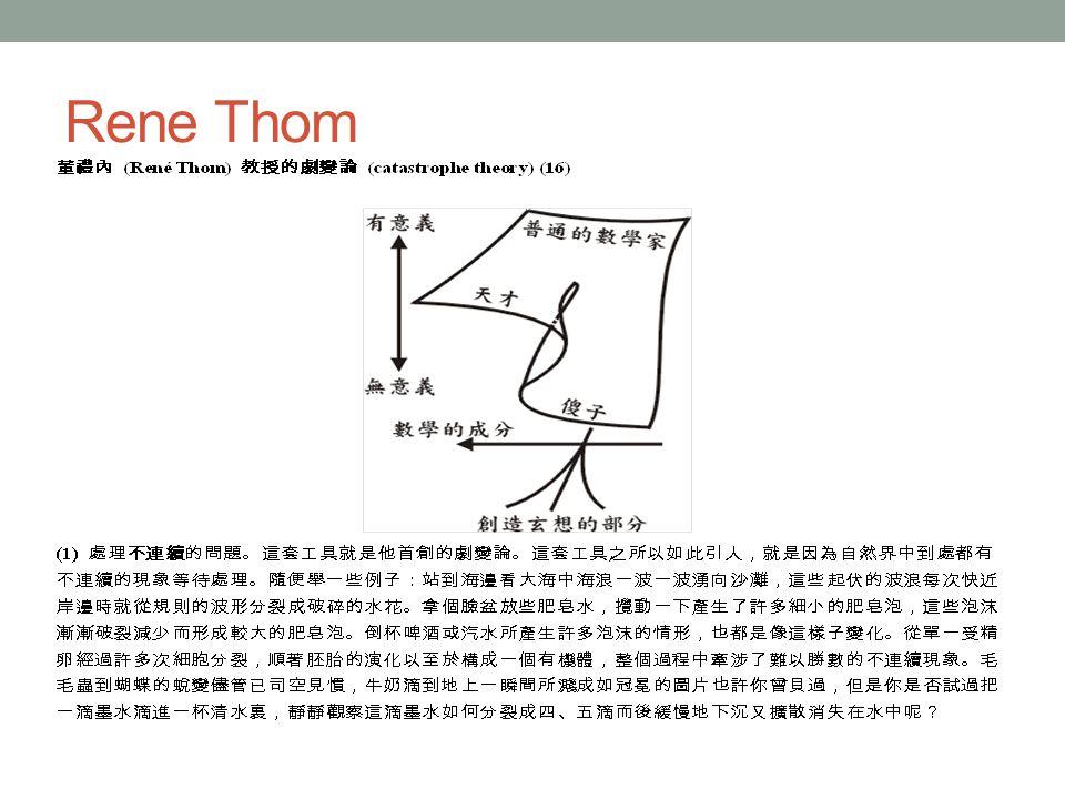 Rene Thom