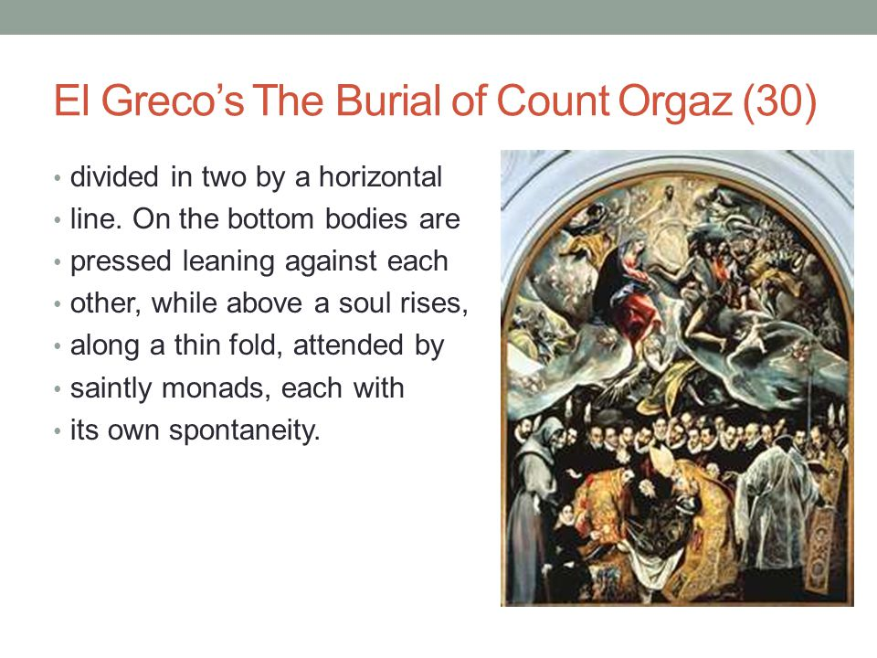El Greco's The Burial of Count Orgaz (30)