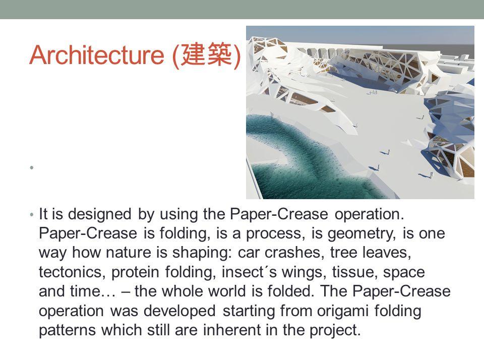 Architecture (建築)
