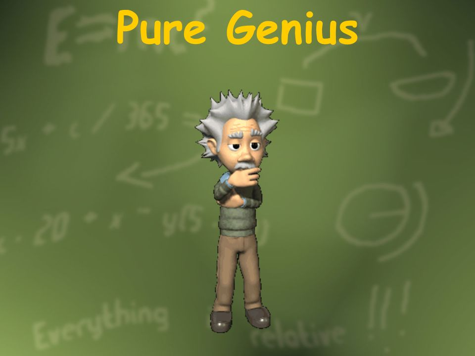 Pure Genius