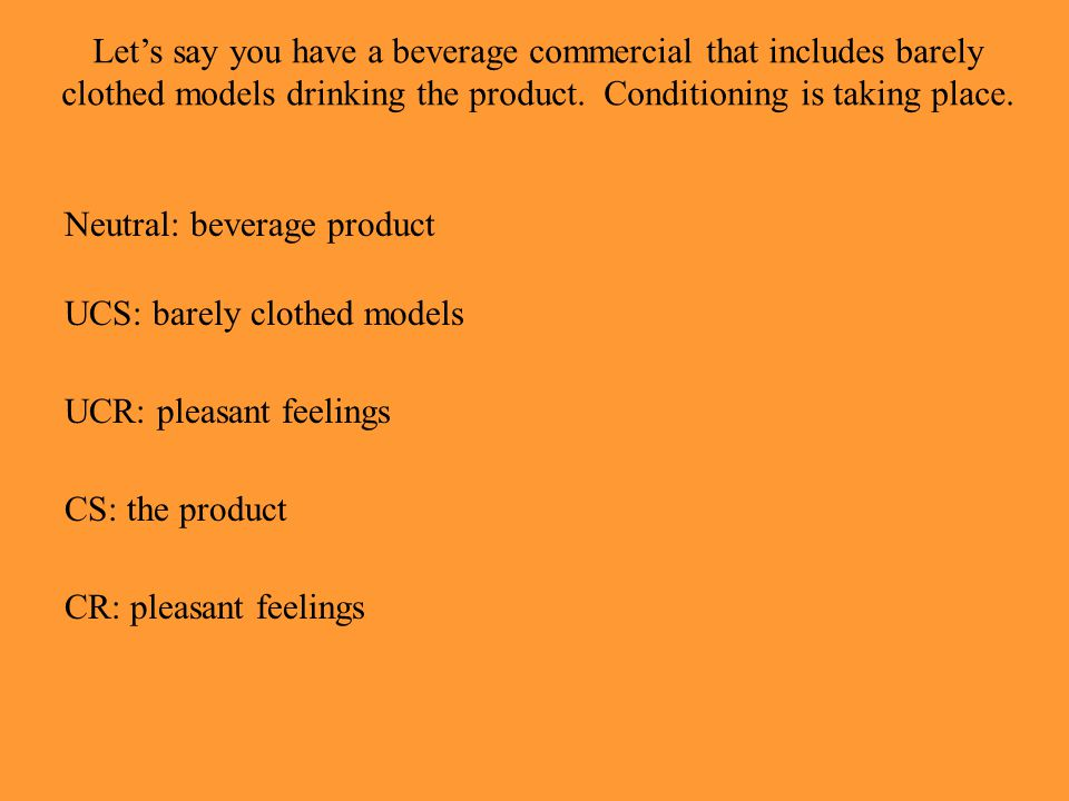 Neutral: beverage product