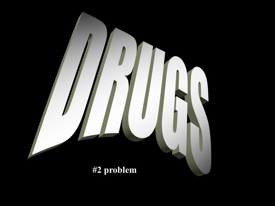 DRUGS #2 problem