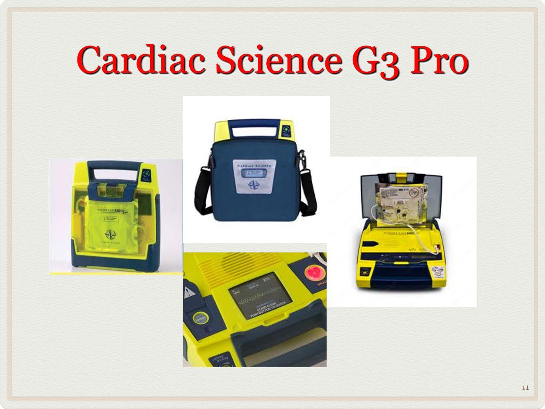 Cardiac Science G3 Pro 11