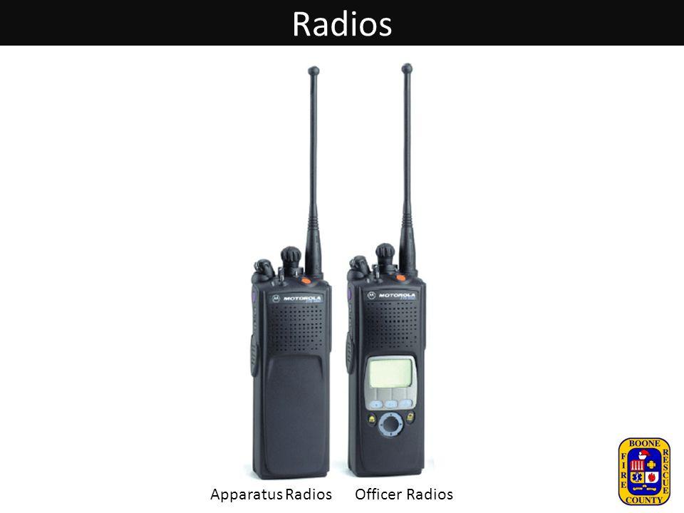 Radios Apparatus Radios Officer Radios