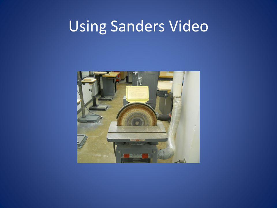 Using Sanders Video