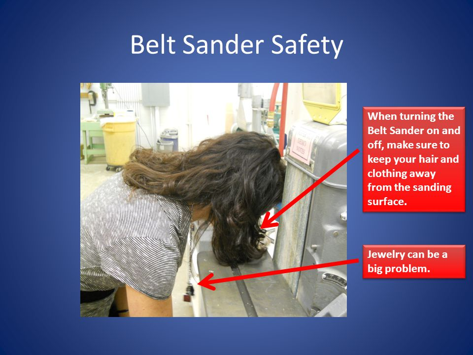 Sanders And Sanding Safety Ppt Video Online Download