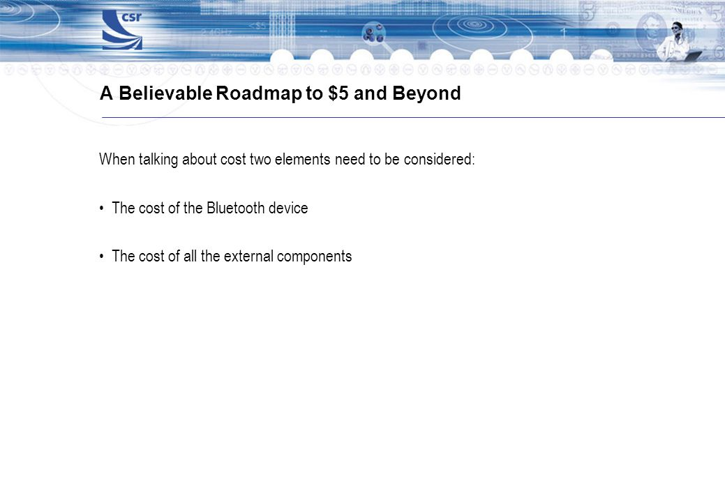 A Believable Roadmap to $5 and Beyond