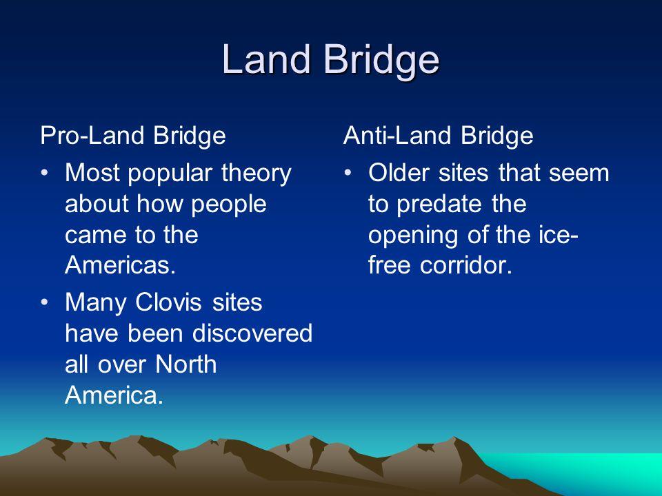 Land Bridge Pro-Land Bridge