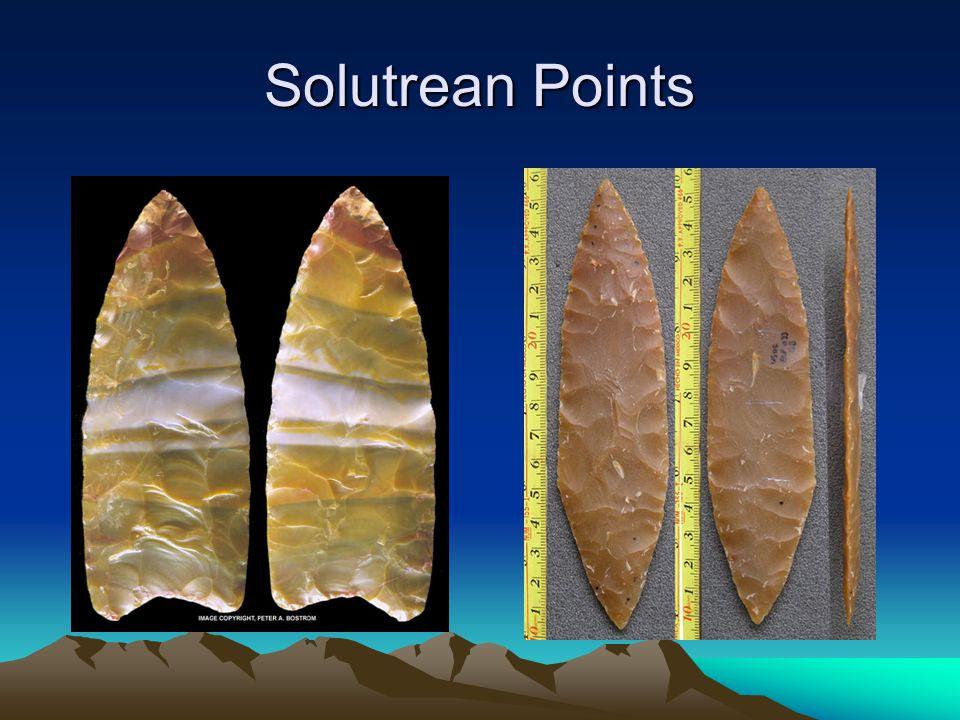 Solutrean Points