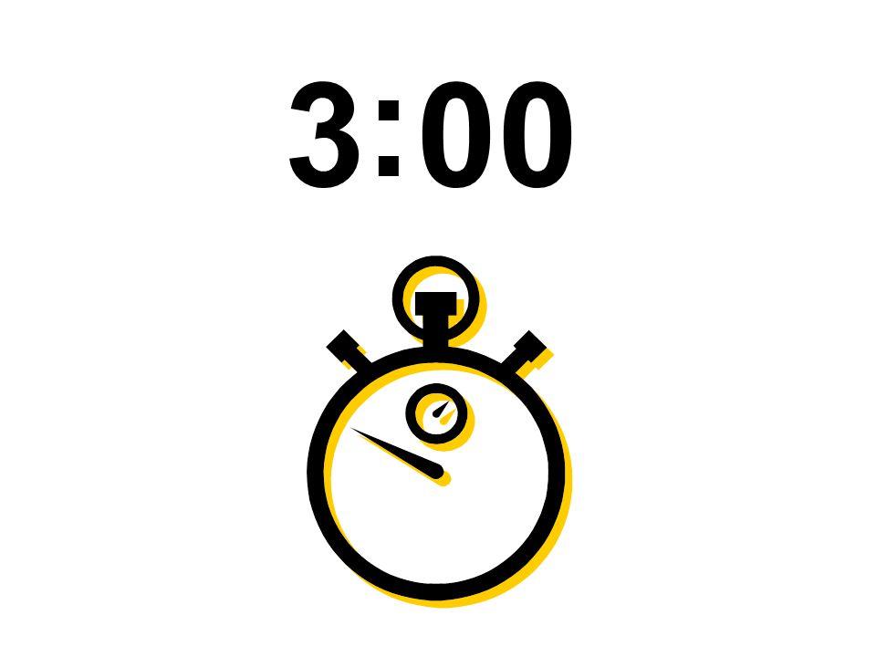 : 3 00